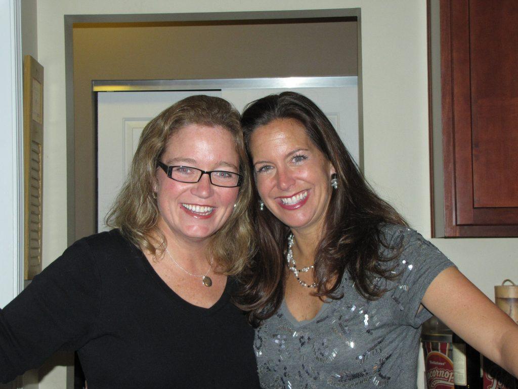 Katrina and Mary