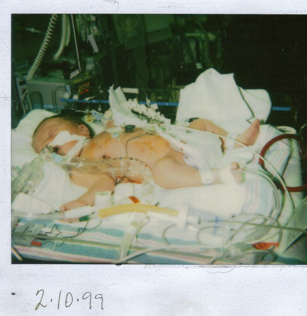 Gus in the NICU