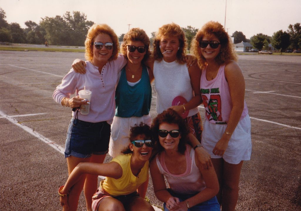 Katrina and Friends