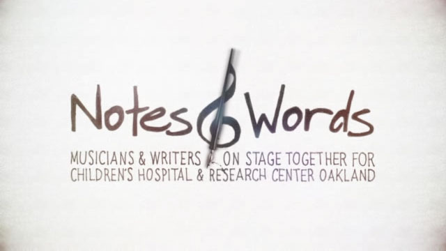 Notes & Words Logo