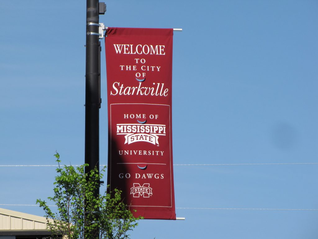 Welcome to Starkville Banner