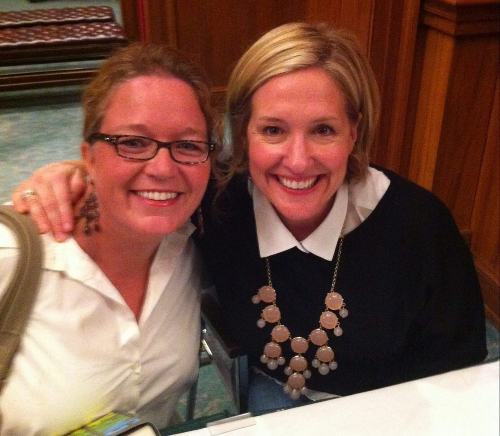 Katrina and Brene Brown