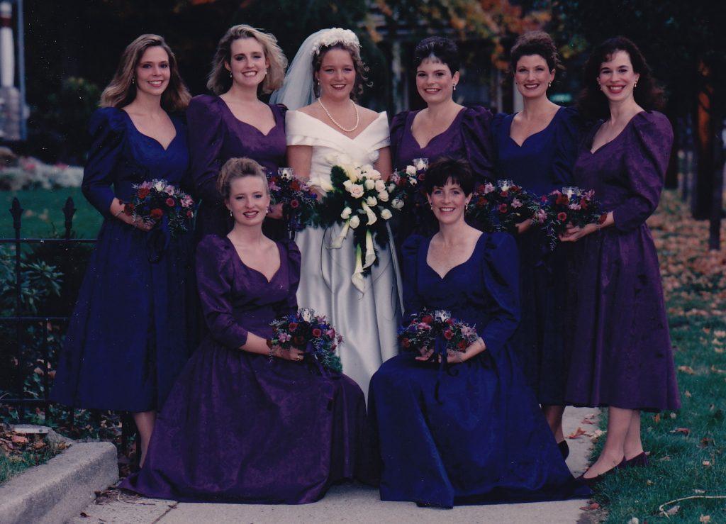 Katrina's Bridesmaids