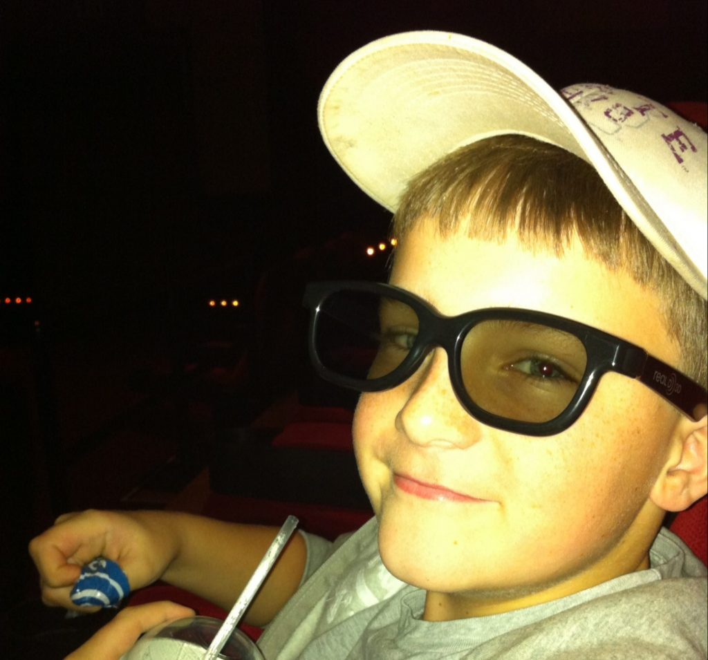 George at the Movies