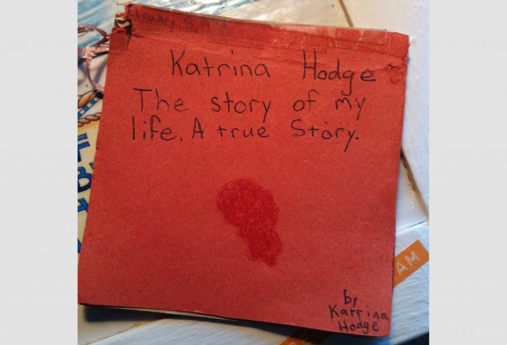 Katrina's Childhood Memoir