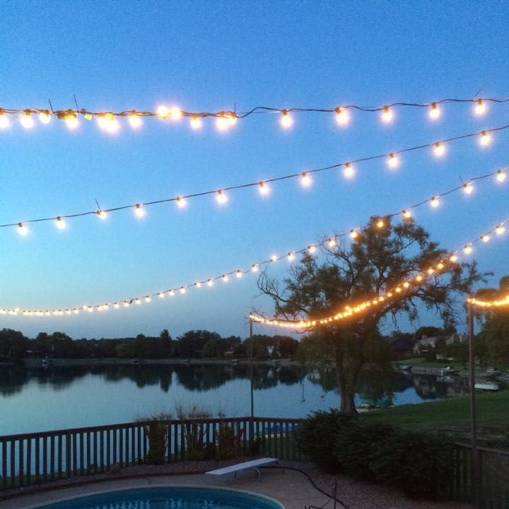 Lake Lights