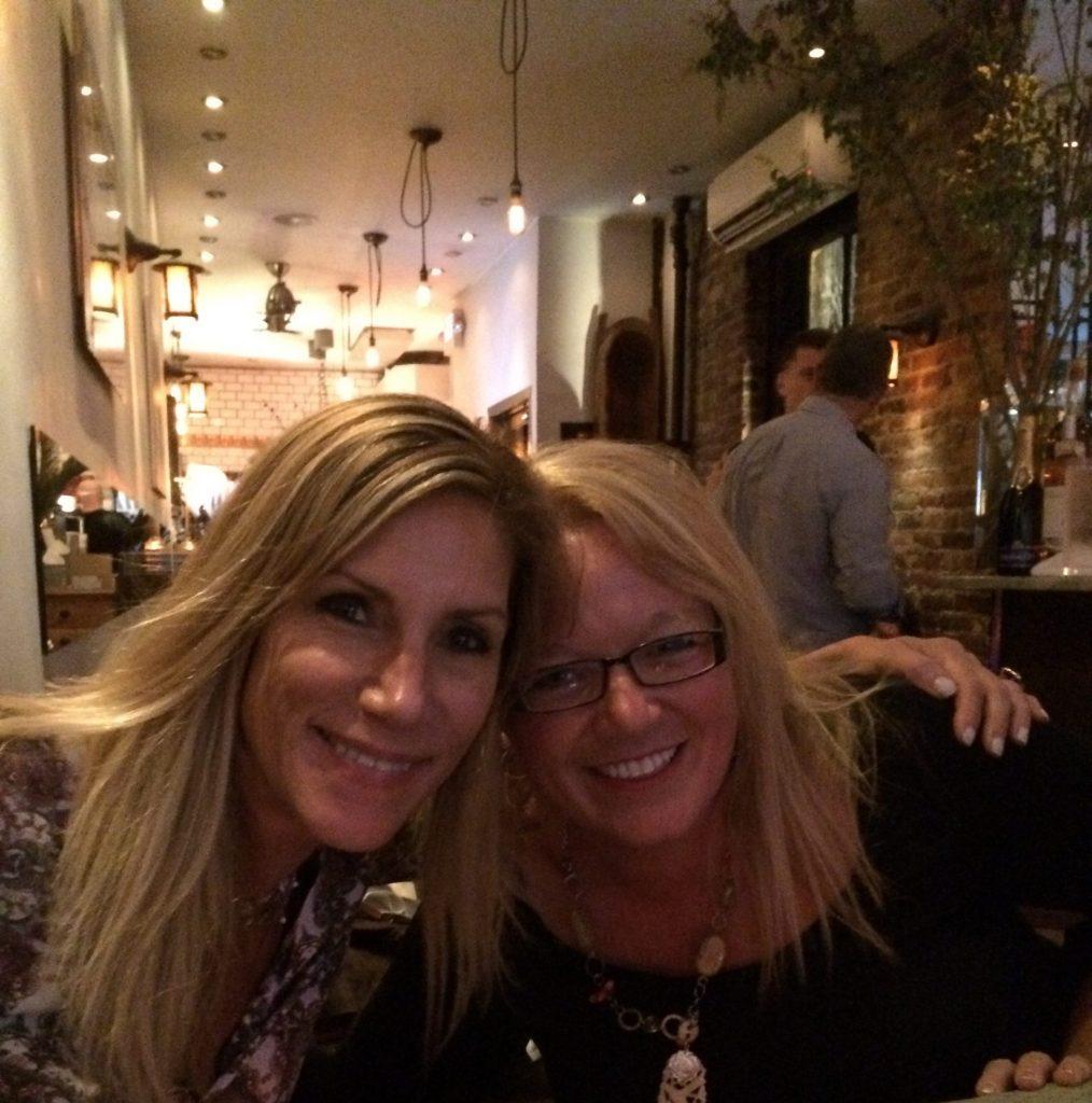 Katrina and Colleene